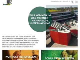 Vorschaubild der Webseite von Lise-Meitner-Gymnasium