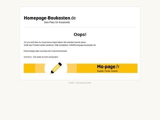 Vorschaubild der Webseite Kath. Kindergarten St. Georg II