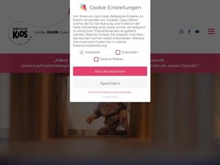 Vorschaubild der Webseite Haus für Kinder Neubiberg