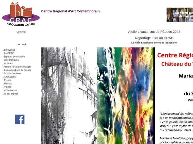 Centre Régional d'Art Contemporain du Tremblay