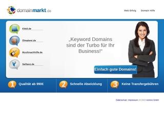Vorschaubild der Webseite von Kath. Kindergarten St. Bernhard