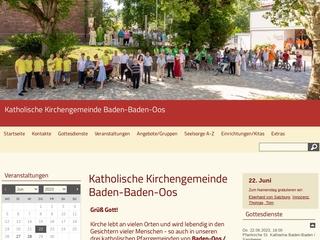 Vorschaubild der Webseite von Katholischer Kindergarten St. Dionys