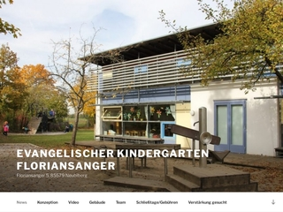 Vorschaubild der Webseite von Evangelischer Kindergarten