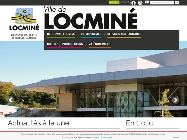 Locminé