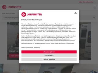 Vorschaubild der Webseite von Johanniter Fahrdienst Dresden