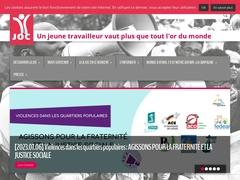 Site officiel JOC - Jeunesse Ouvrière Chrétienne de France