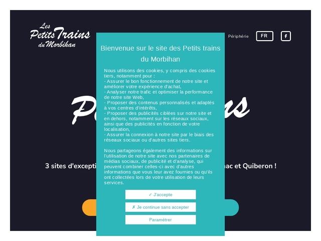 Les Petits Trains du Morbihan Le Bayon