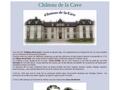 Château de la cave