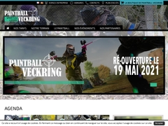 Paintball-Veckring