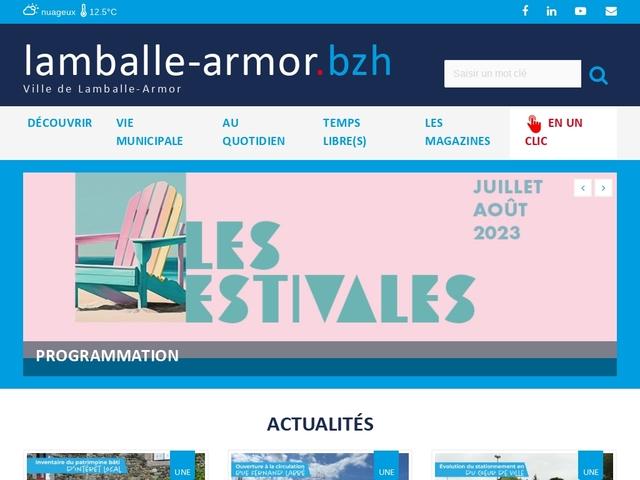 Lamballe-Armor