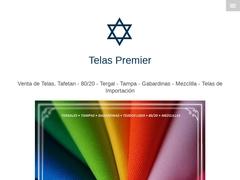 Tejido Telas Gabardinas - Telas Premier