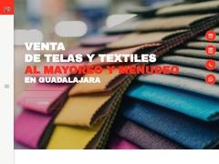 Tejidos Telas - Telas y Confecciones de Guadalajara