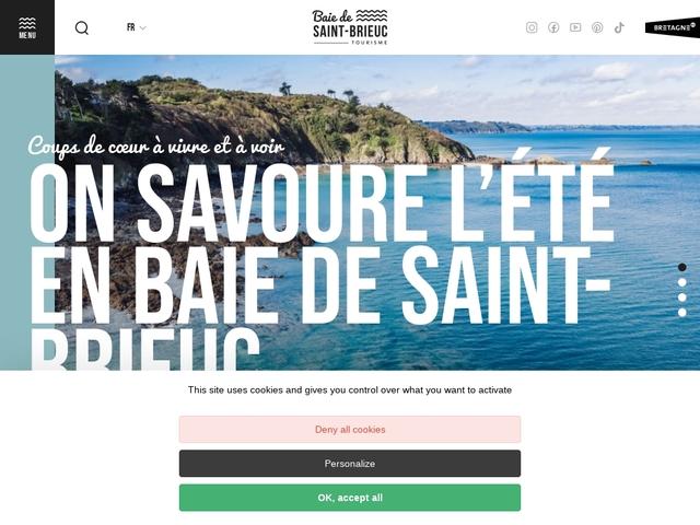 Office de Tourisme de Saint-Brieuc