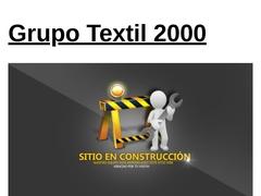 Telas - Grupo Textil 2000