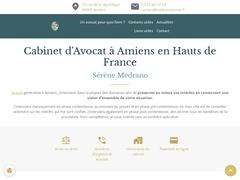 Avocat à Amiens - Cabinet Avocat S. Medrano