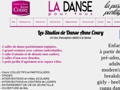 Studios de Danse Anne Coury