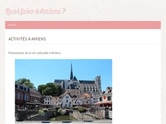 City-guide amiénois