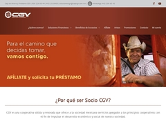 Bancos Cajas de Ahorro - Caja de Ahorro CGV