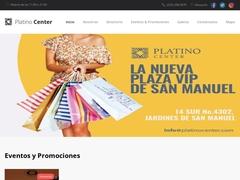 Centros Comerciales - Platino Center