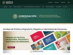 Gobierno - Secretaría de Gobernación