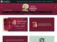Gobierno - Secretaría de la Función Pública SFP