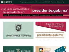 Gobierno - GOB.MX