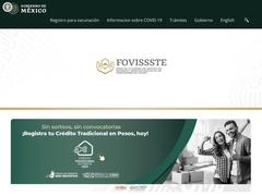 Gobierno - FOVISSSTE