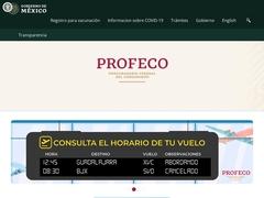 Gobierno - Procuraduría Federal del Consumidor PROFECO