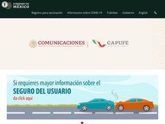 Gobierno - Caminos y Puentes Fed. de Ingresos y S. Conexos CAPUFE