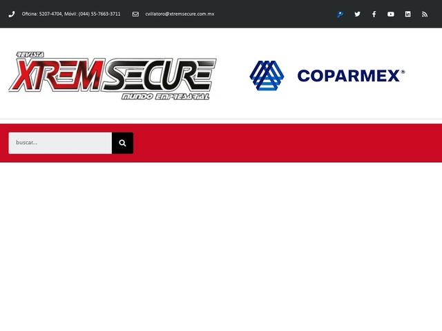 Revista XTREM SECURE
