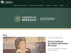 Gobierno - Consejo Nacional para la Cultura y las Artes Conaculta