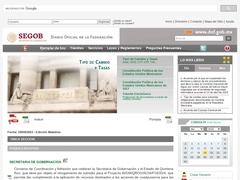 Gobierno - Diario Oficial de la Federación