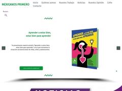 Asociaciones Civiles Iniciativa Ciudadana - Mexicanos Primero