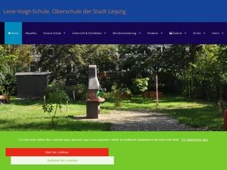 Vorschaubild der Webseite von Lene-Voigt-Oberschule