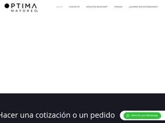 Manufactura Ropa - Playeras Pants Optima Cotton Wear