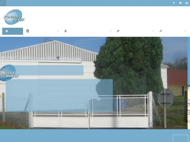 Fonderie Duret Sarl - (80) - Zamak - Usinage CNC-CU - Serv+