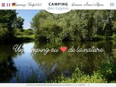 Le camping des Cygnes