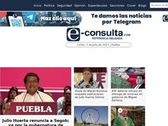 Medios Escritos Periódicos - E-Consulta