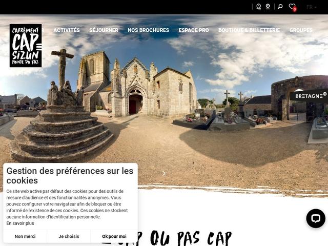 Cap-Sizun tourisme