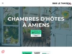 Chambres d'hôtes le Tandem Amiens