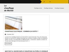Emmanuel Michel Chauffage