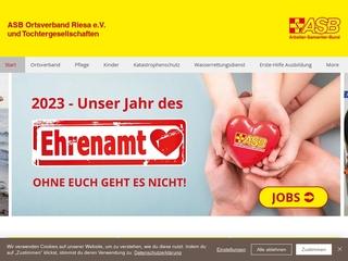 Vorschaubild der Webseite von ASB-Kita Bummi