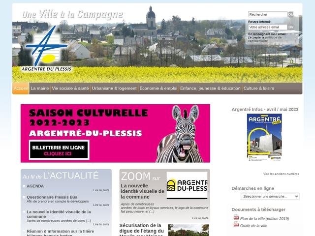 Argentré-du-Plessis