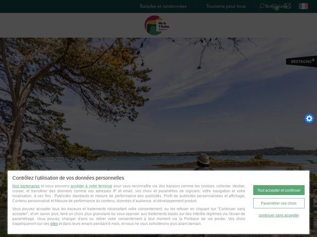 Tourisme en Haute-Bretagne