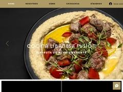 Restaurante Comida Internacional - Asador Libanés