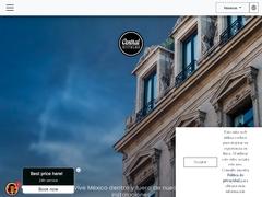 Hoteles - Hotel Zócalo Central