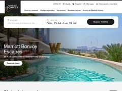 Hoteles - Hotel Marriot Real Puebla - Mesón del Ángel