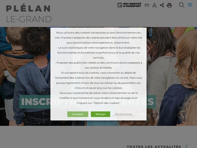 Plélan-le-Grand