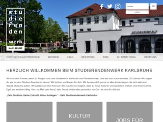 Vorschaubild der Webseite von Kinderhaus Blumenland