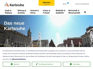 Vorschaubild der Webseite von Kindertagesstätte Thomas-Mann-Straße